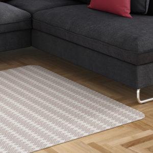 200417 tapete de sala volpe textil -cristal-1505-piso-madeira-zoom