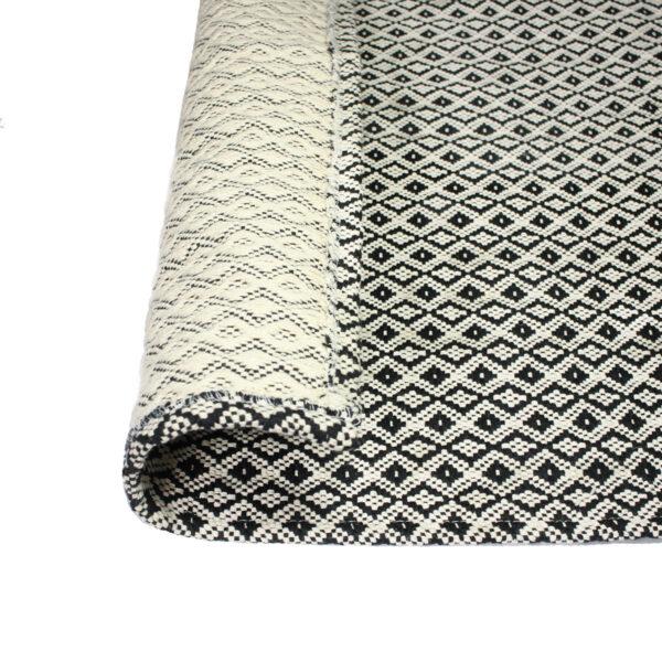 Tapete Volpe Têxtil Celta Preto