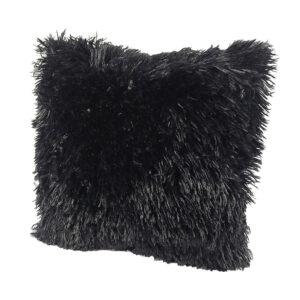 Capa de almofada peluda