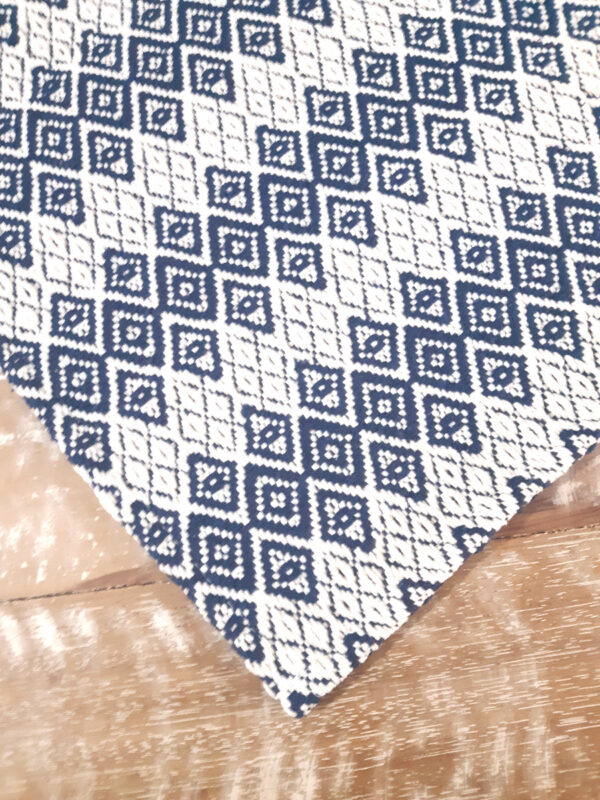 Tapete Volpe Têxtil Cristal Azul